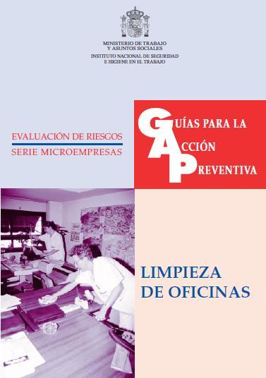 Orden y limpieza higiene y seguridad laboral - Limpieza de oficinas ...