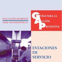 EVALUACIÓN de RIESGOS - ESTACIONES DE SERVICIO
