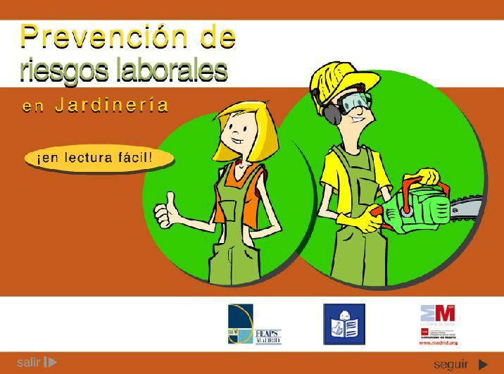 Riesgos jardiner a higiene y seguridad laboral - Trabajo de jardineria en madrid ...