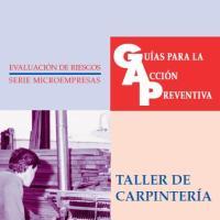 EVALUACIÓN de RIESGOS - TALLER de CARPINTERÍA