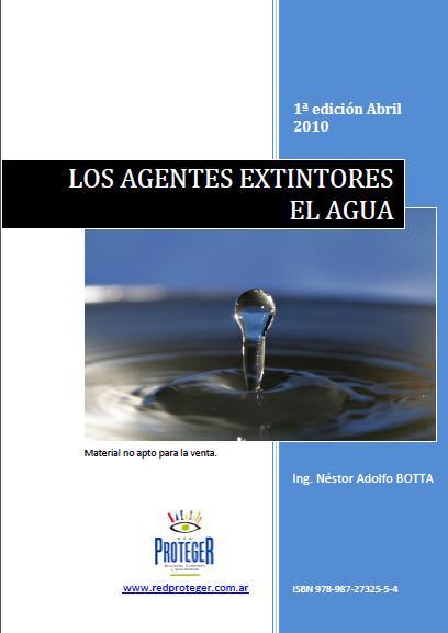 19-AGENTES EXTINTORES-EL AGUA
