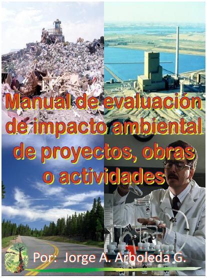 MANUAL de EVALUACIÓN de IMPACTO AMBIENTAL