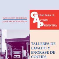 EVALUACIÓN de RIESGOS-TALLERES de LAVADO y ENGRASE de COCHES