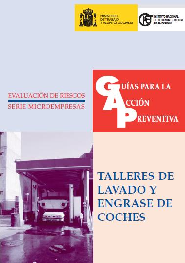 024-EVALUACIÓN de RIESGOS-TALLERES de LAVADO y ENGRASE de COCHES