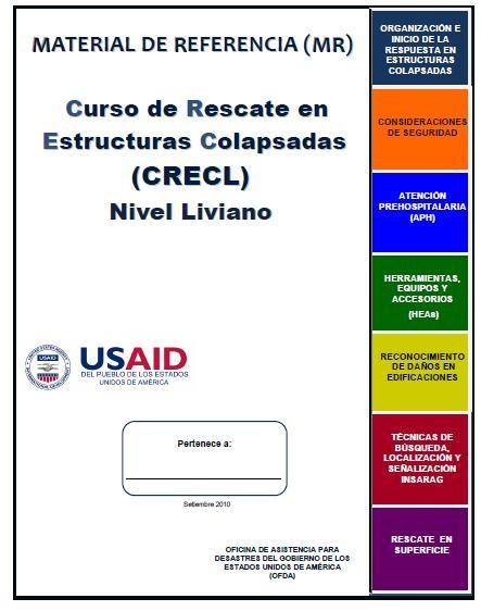 BREC-Curso Nivel Liviano-USAID