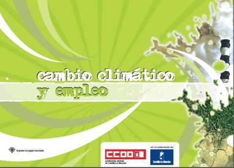 CAMBIO CLIMÁTICO y EMPLEO