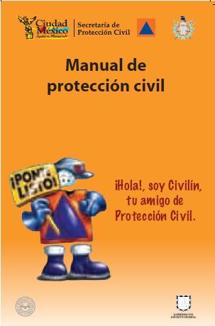 DC MÉXICO-MANUAL de PROTECCIÓN CIVIL