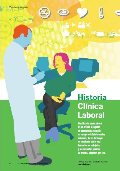 HISTORIA CLÍNICA LABORAL