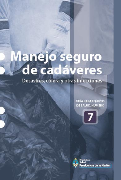MANEJO SEGURO de CADÁVERES