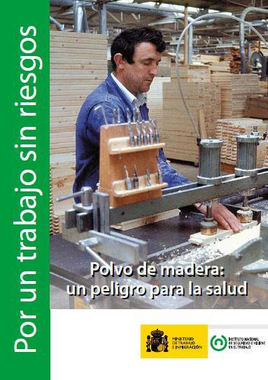 POLVO de MADERA-Un Peligro para la Salud
