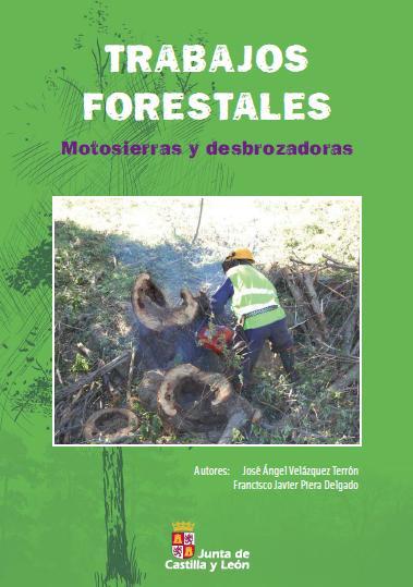 TRABAJOS FORESTALES-MOTOSIERRAS y DESBROZADORAS