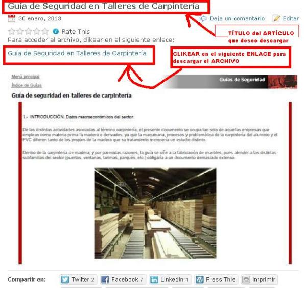 PROCEDIMIENTO DESCARGAS-01