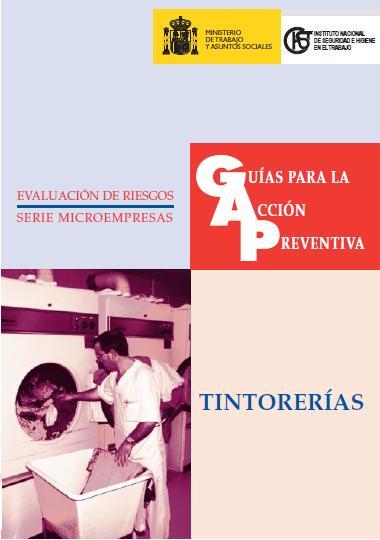 013-EVALUACIÓN de RIESGOS-TINTORERÍAS