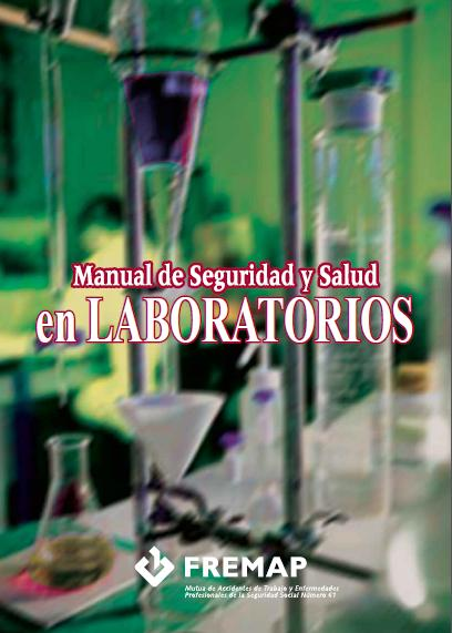 Manual de Seguridad y Salud en Laboratorios