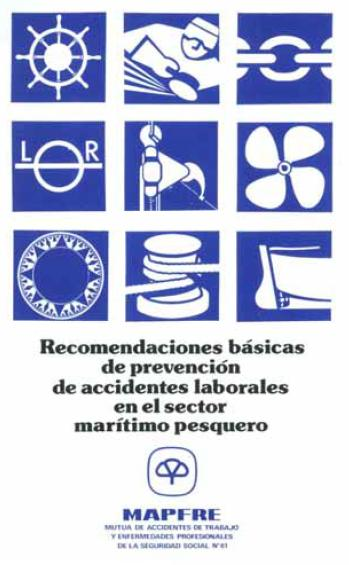 Prevención de Accidentes Laborales Sector Marítimo Pesquero