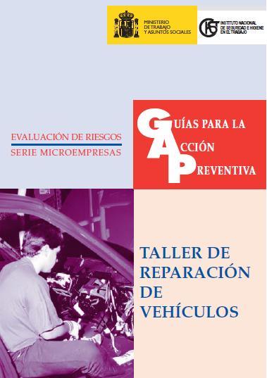 005-EVALUACIÓN de RIESGOS-TALLER de REPARACIÓN de VEHÍCULOS