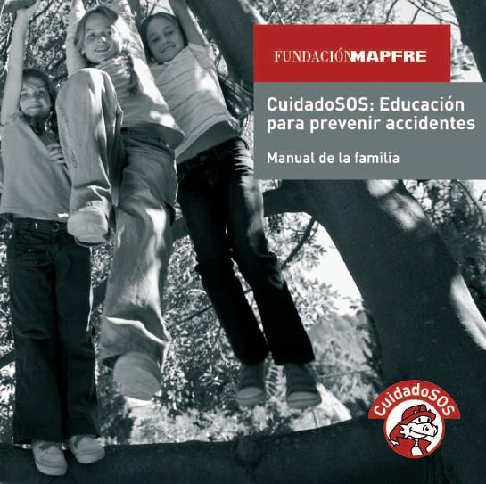 Manual de la Familia-Educación para Prevenir Accidentes