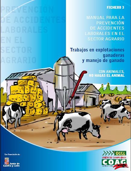 MANUAL PREVENCIÓN de ACCIDENTES LABORALES SECTOR AGRARIO