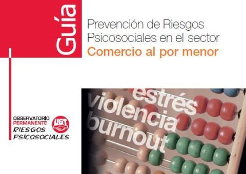 PREVENCIÓN de RIESGOS PSICOSOCIALES en el COMERCIO MINORISTA