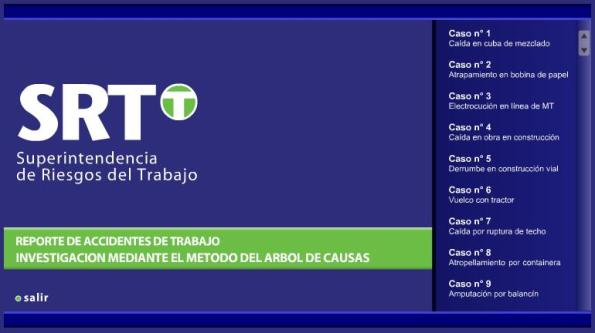 SRT-ÁRBOL de CASUSAS