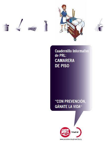 CAMARERA de PISO - PRL