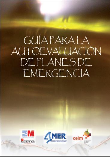 GUÍA AUTOEVALUACIÓN de PLANES de EMERGENCIA