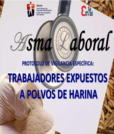 PROTOCOLO ASMA LABORAL - TRABAJADORES EXPUESTOS a POLVOS de HARINA