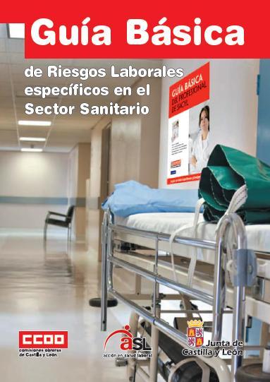 RIESGOS LABORALES ESPECÍFICOS en el SECTOR SANITARIO