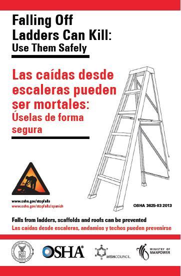 Las CAÍDAS desde ESCALERAS PUEDEN SER MORTALES