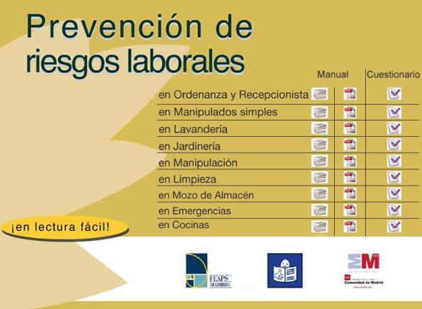 Riesgos jardiner a higiene y seguridad laboral - Caja espana oficina virtual ...