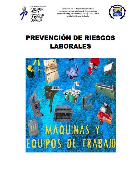 PRL MÁQUINAS y EQUIPOS de TRABAJO