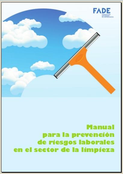 Manual  PRL en el Sector Limpieza