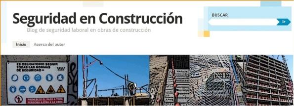 BLOG SEGURIDAD EN CONSTRUCCIÓN
