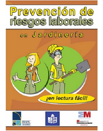 RIESGOS JARDINERA  HIGIENE y SEGURIDAD LABORAL