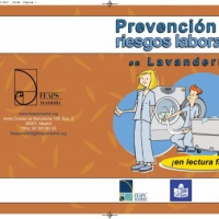 PREVENCION de RIESGOS LABORALES en LAVANDERIA