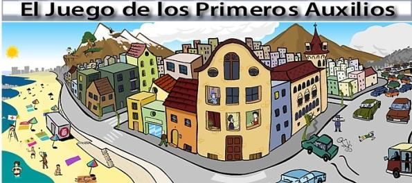 EL JUEGO DE LOS PRIMEROS AUXILIOS